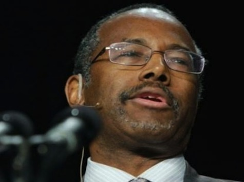 Dr. Ben Carson: ObamaCare Not The Way Intelligent People Do Things