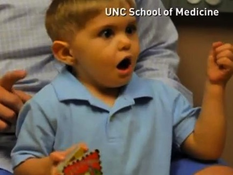 WATCH: Three-Year-Old Boy Hears For First Time