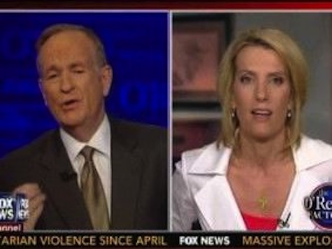 'I Live in the Real World': Laura Ingraham, Bill O'Reilly Spar over Immigration Bill