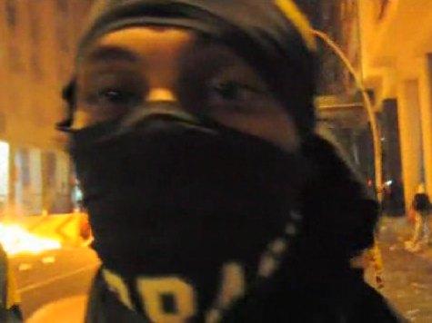 Protesters Clash with Police in Rio de Janeiro