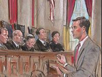 Supreme Court Debates Televising Proceedings
