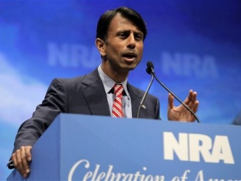 Bobby Jindal Bans Publishing Gun Permit Holders' Info