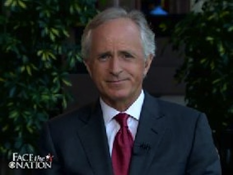 Corker: My Amendment Addresses Border Security Concerns