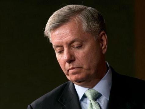 Lindsey Graham: GOP Must Pass Immigration Bill