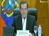 Ecuador Foreign Minister Speaks On Snowden Asylum