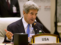 Kerry: 'Serious Consequences' If Snowden Boards Plane From Russia