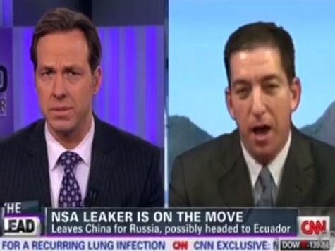 Greenwald: 'U.S. Not A Beacon Of Press Freedom'