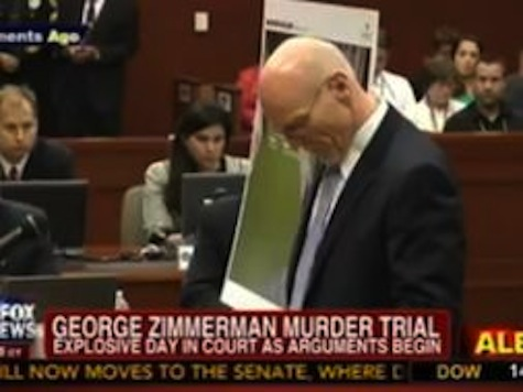 Zimmerman Defense: 'I Promise' No More Bad Jokes