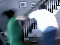 Nanny-Cam Captures Brutal Home Invasion Assault
