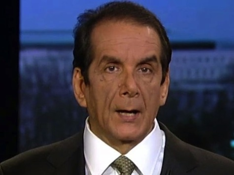 Krauthammer: World Doesn't 'Care' What Obama Says