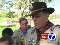 Church Kicks Out Boy Scouts Troop