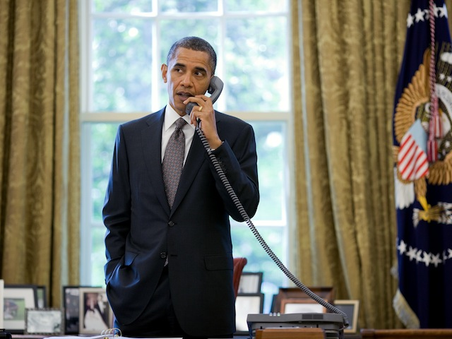 President Obama Calls Prop 8 Couple On-Air