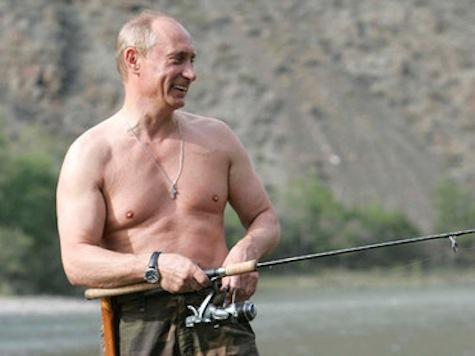 Putin Says Russia Won't Turn Snowden Over To U.S.