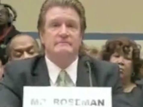 Another IRS Official Pleads The Fifth During Hearing
