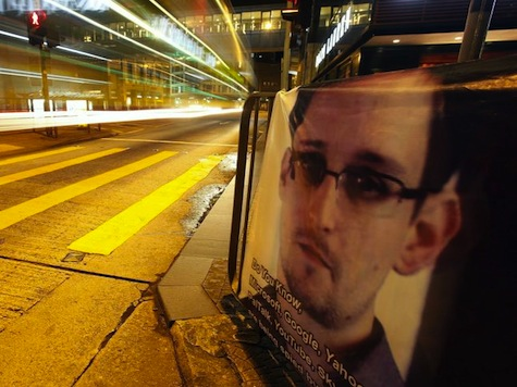 REPORT: Snowden Provided Encrypted Copies Of Stolen NSA Files To Greenwald, Others