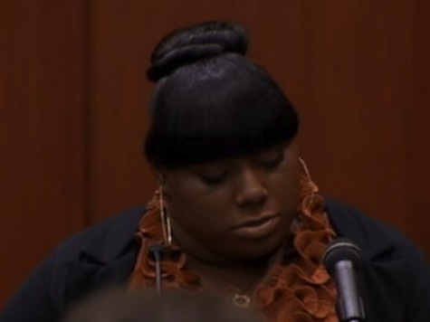Witness Admits She Didn't Write Letter To Martin's Mother About Shooting