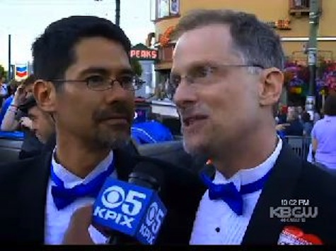 WATCH: San Francisco Residents Party In Streets Of Bay Area Over Marriage Ruling