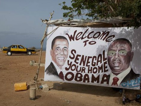 Senegal's President Welcomes Obama
