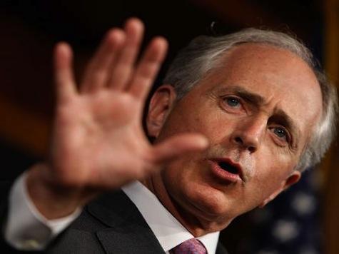 Corker Defends Immigration Vote