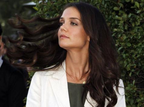 Report: Katie Holmes Planning Divorce Party