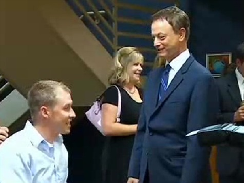 Gary Sinise Charity Aids Wounded Minnesota Veteran