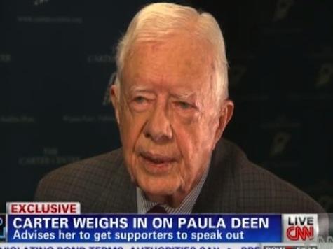 Jimmy Carter: Paula Deen Should Be Forgiven