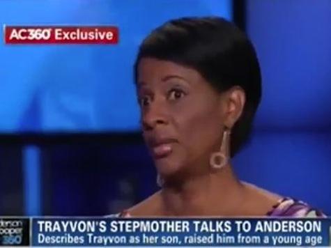 Trayvon's Stepmother: Zimmerman Didn't Target Martin 'Because He Was Black'