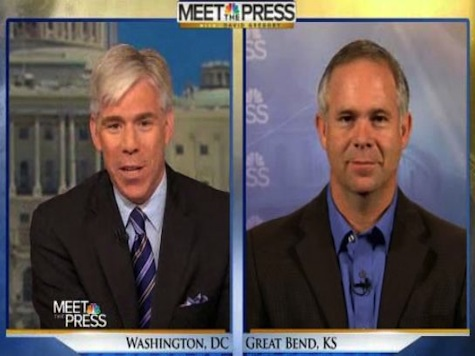 David Gregory, GOP Rep Talk Same-Sex Marriage