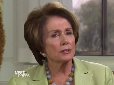 Nancy Pelosi: Abortion Safety Laws an 'Assault' on 'Women's Health'
