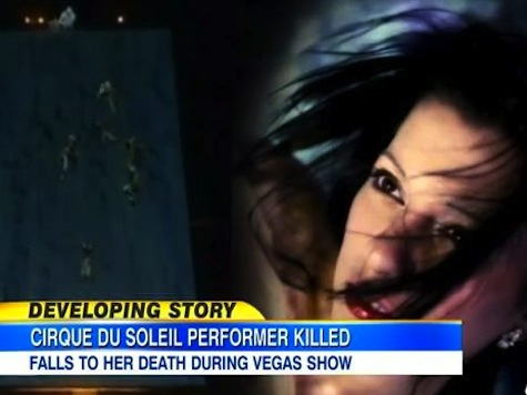 Cirque du Soleil Performer Plummets to Death in Vegas