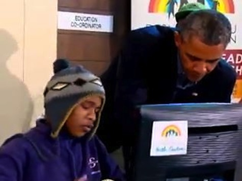 Student Raps About Scooby Doo For Obama
