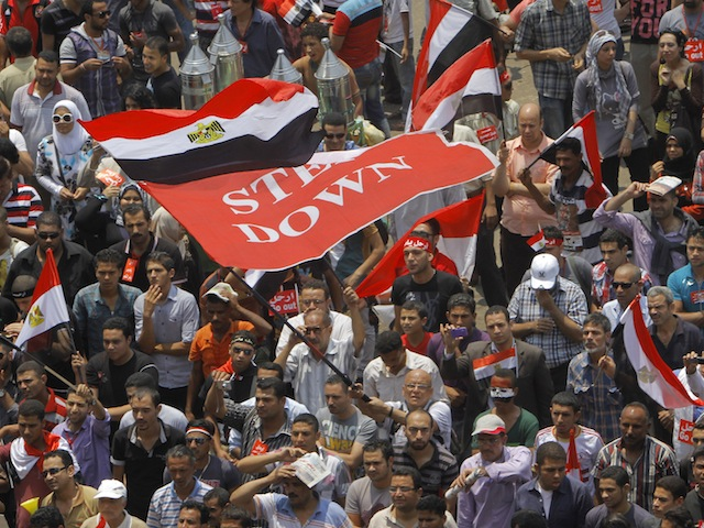 *LIVE STREAM* Egypt Protest