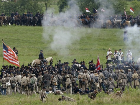 **WATCH** Breitbart News Broadcast from 'Gettysburg 150'