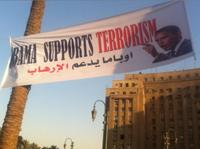 CNN Report: Protesters Anti-Obama, Anti-Morsi