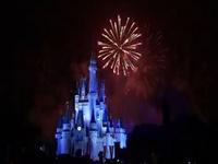 Walt Disney World Fourth of July fireworks