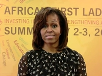 Michelle Obama Shares July 4th Plans with Entertainment Tonight