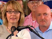 Kelly, Giffords Hold July 4th Gun Control Rally