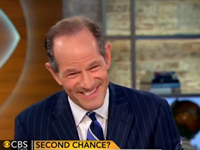 Spitzer: Public Service 'Most Satisfying Thing For Me Ever'