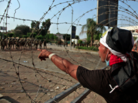 Clashes Leave More Than 50 Dead In Egypt