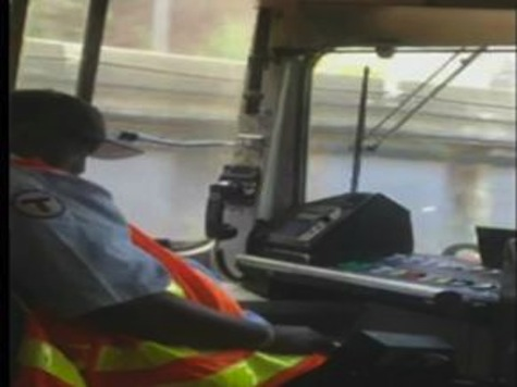 WATCH: Train Driver Dozes Off On The Job