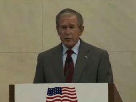 Bush: 'We Are A Nation Of Immigrants'