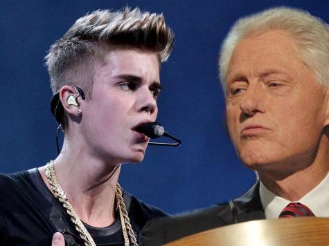 Bieber Calls Clinton to Apologize