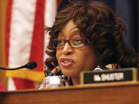 Rep. Corrine Brown Freaks Out over Food Stamp-Free Farm Bill
