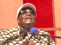 Mugabe on Campaign Trail After 33 Years in Power