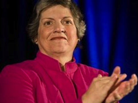 Napolitano Resigns Homeland Security Post