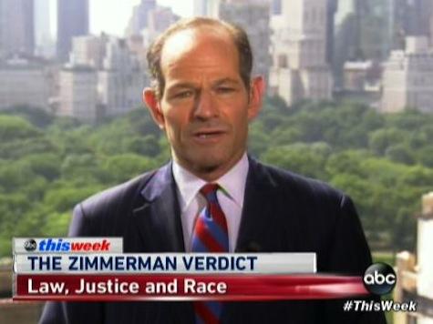 Eliot Spitzer: Zimmerman Verdict Failure Of Justice
