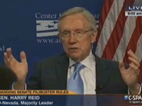 Reid On Changing Tune On Filibuster: 'It's A Totally Different World'