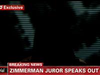 Zimmerman Juror: 'Race Did Not Play A Role'