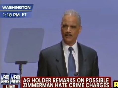 Holder: Investigation Continues, 'Justice Must Be Done'