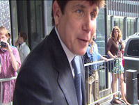 Blagojevich Lawyers Submit Conviction Appeal
